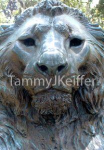 Brookgreen Gardens Lion Statue | Image 1
