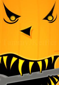 Pumpkin Character | Image 1