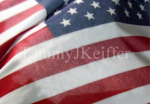 American Flag- Tammy J. Keiffer