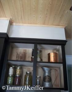 Canned Food Shelf