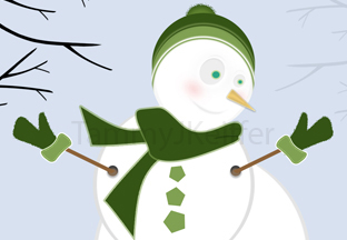 Frosty Snowman | Image 2