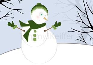 Frosty Snowman | Image 3