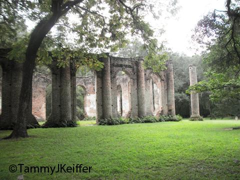 Old Sheldon Ruins | Image 2a