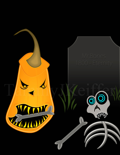 Pumpkin Character | Image 4
