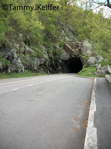 Shenandoah Mary's Rock Tunnel